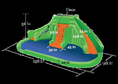 croc isle dimenions trans