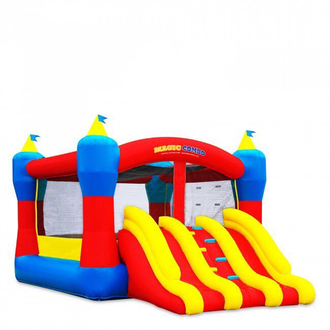 magic castle with slide-shop